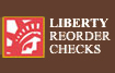 Link to Liberty Reorder Checks page